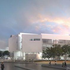 Richard Meier & Partners Architects | Royal Alberta Museum