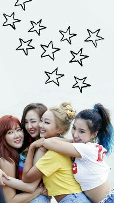 Sistar goodbye wallpaper