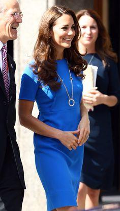 Exemplo de clase, seriedade, carisma e simplicidade! Viva Kate!!! \o/
