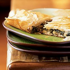 Swiss Chard Spanakopita Casserole | CookingLight.com #myplate #vegetables