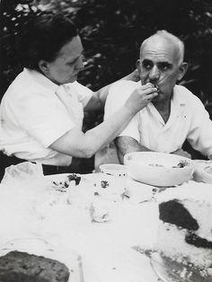 Harold and Gertrude Bruner