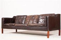 Lot: 3594634Børge Mogensen, 3-seater sofa model 2213 for Fredericia Stolefabrik