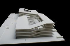 Building a Conceptual Model Architecture Pinned . Conceptual Model Architecture, Architecture Design, Parking Plan, Arch Model, Parking Design, Sustainable Design, School Design, Planer, Building