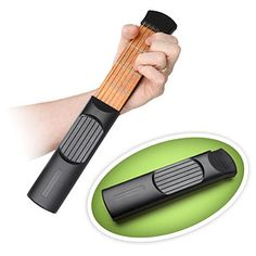 ThinkGeek :: PocketStrings Portable Guitar Practice Tool $29.99 at ThinkGeek. Like drum pads for drummers, only for guitarists.