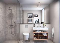 Oscar Properties  #oscarproperties stockholm - bathroom - mirror - design