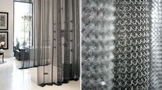 Whiting Amp Davis Metal Mesh Curtains Curtain Steel Stainless Rings