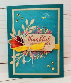 Stampin Up Paper Pumpkin, Quilling Christmas, Pumpkin Cards, Thanksgiving Cards, Get Well Cards, Fall Cards, Pretty Cards, Halloween Cards, Stampin Up Cards