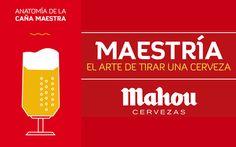 Bares donde sirven cañas bien tiradas hay pocos... ¿sabes cuáles son? #Mahou sí, y los ha recopilado aquí: www.good2b.es/mahou-bien-tirada  #cerveza #beer #foodies #foodie #Good2b #lifestyle #bar