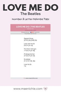 Hammered Dulcimer, Love Me Do, Happy Sunday, The Beatles, Lettering, Cover, Piano, Drawing Letters, Pianos