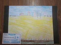 Draw Pakistani landscape activity