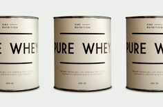 Packaging of the World: Creative Package Design Archive and Gallery: One Nutrition (Student Project)