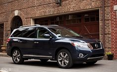 Nissan Pathfinder 2014 Review: Specs, Price & Pictures - http://whatmycarworth.com/nissan-pathfinder-2014-review-specs-price-pictures/