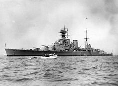 """The Mighty Hood"" - HMS Hood"
