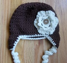 Taylor Beanie by NattyNeedlework on Etsy, $20.00