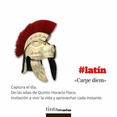 Locuciones Latinas, Latin Quotes, Latin Words, Beautiful Words, Cool Words, Qoutes, Carpe Diem, Techno, Random