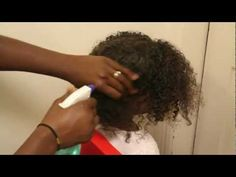THIS is one of the best videos EVER for Natural, Curly or Kinky Hair Care. Heads up for Mothers of kids with hair of other ethnic type hair than you... that you do not know how to care for!!! Plus the little assistant in the video is absolutely adorable with beautiful well cared for hair! Hair Typing - I love Natural Hair!!!