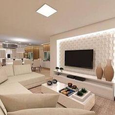 Image result for sofa modular em l sala pequena