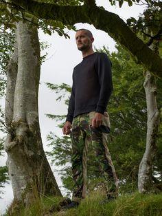 Griffin SS15  #Camo #Camouflage #Menswear #Military #fashion #freedom #eco #sustainability #sustainable #luxury #British #MadeinItaly #sportswear #outdoors #LoveLife