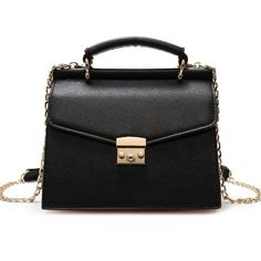 Metal Detial Color Block Crossbody Bag (€31) ❤ liked on Polyvore featuring bags, handbags, shoulder bags, purses, rosegal, crossbody shoulder bag, color block handbag, purse shoulder bag, cross body and color block purses