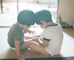game boys by Hideaki Hamada, via Flickr