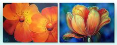 acrylic painting for beginners on canvas - Google Search