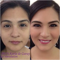 Always natural always flawless... Beauty of makeup