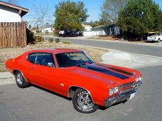 1970 Chevrolet Chevelle.Find parts for this classic beauty at http://restorationpartssource.com/store/