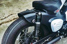 Custom 2018 Honda Super Cub by K-Speed