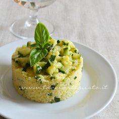 Cous cous con zucchine