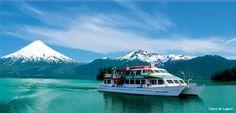 Lago de todos los Santos - Chile