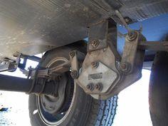Under Carriage maintenance