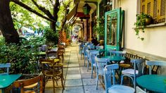 10 stunning photos to make you visit Thessaloniki - - And there she goes again Weekend Trips, Day Trips, Greek Cafe, There She Goes, Thessaloniki, Greece Travel, Night Life, Travel Inspiration, Travel Photography