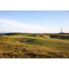 Turnberry Resort (Ailsa Cse.) - Turnberry, Ayrshire, Scotland  7,211 yards, Par 70.  Ranked #2 from the top 20 #Golfcourses in the world by Golfdigest - Photo Via Golfdigest  Visit our online store and gear up for your next #GolfDay [FREE SHIPPING ON ALL ORD