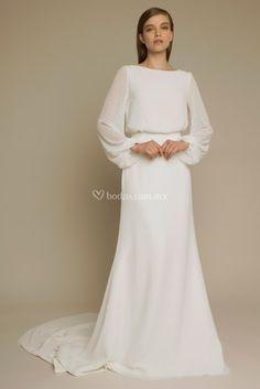 4878b7e1e ¿Segundo vestido de novia  8 consejos para elegir el tuyo