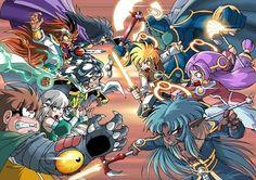 Les legendaires Chibi, Clash Of Clans, Literature, Images, Lily, Fantasy, Manga, Artist, Books