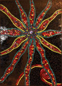Mary Chiodina at http://www.marychiodinimosaics.com/art_cosmos.html