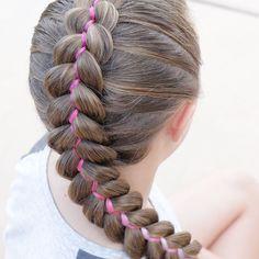 Erin Balogh (@erinbalogh) • Instagram photos and videos 5 Strand Braids, Ribbon Braids, Photo And Video, Videos, Hair, Beauty, Instagram, Fashion, Cornrows
