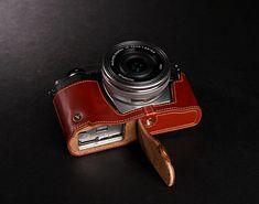 Olympus EM10 Case OMD EM10 leather cameras case by CamerasBagShop, $79.00