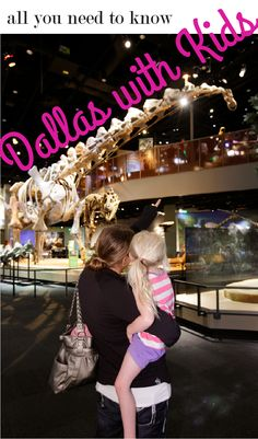 Family time will be anything but ordinary when you participate in one of our many kid-friendly activities around Dallas!