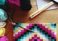 """Making a Tapestry Granny Square Bag. New Tapestry Crochet Pattern on the way! Stay tuned! """"Making a Tapestry Granny Square Bag. New Tapestry Crochet Patter"""