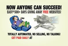 Money Stacks, Easy Work, Free Website, Business Opportunities, Real People, Free Money, Opportunity, Investing, Good Things