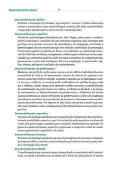 Página 130  Pressione a tecla A para ler o texto da página