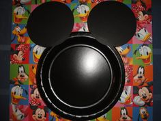 ALL Mickey Clubhouse Characters Plates Set of 10 by kandu001, $10.00
