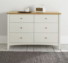 chest of drawers from our new Eden Two Tone range :)
