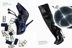 CLM - Set Design - Amy Henry - 11 years of extraordinary Shoes Editorial, Product Photography, Set Design, Heels, Boots, Tabletop, Photo Ideas, Amy, How To Wear