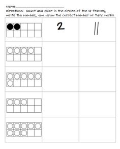 math worksheet : 1000 images about homeschool maths on pinterest  multiplication  : Tally Worksheets For Kindergarten