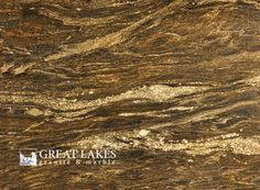 Golden Fantasy Granite Great Lakes Marble Bathroom Countertops Kitchen