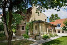 Jože Plečnik | Villa Plečnik | Liubliana, Eslovenia | 1921 Style At Home, Interior Inspiration, Architecture, House Styles, Villa, Home Decor, Google, Slovenia, Home