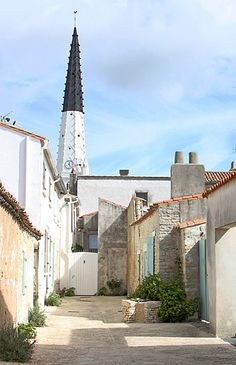 Ars en Re', and yes, it is pronounced 'arse'! Places Ive Been, Places To Go, Belle France, Beaux Villages, Ultimate Travel, France Travel, Countryside, Travel Destinations, Beautiful Places