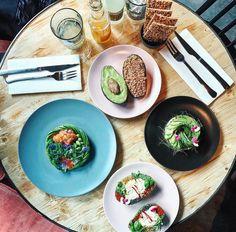 Eerste restaurant met alleen avocado's geopend in Amsterdam